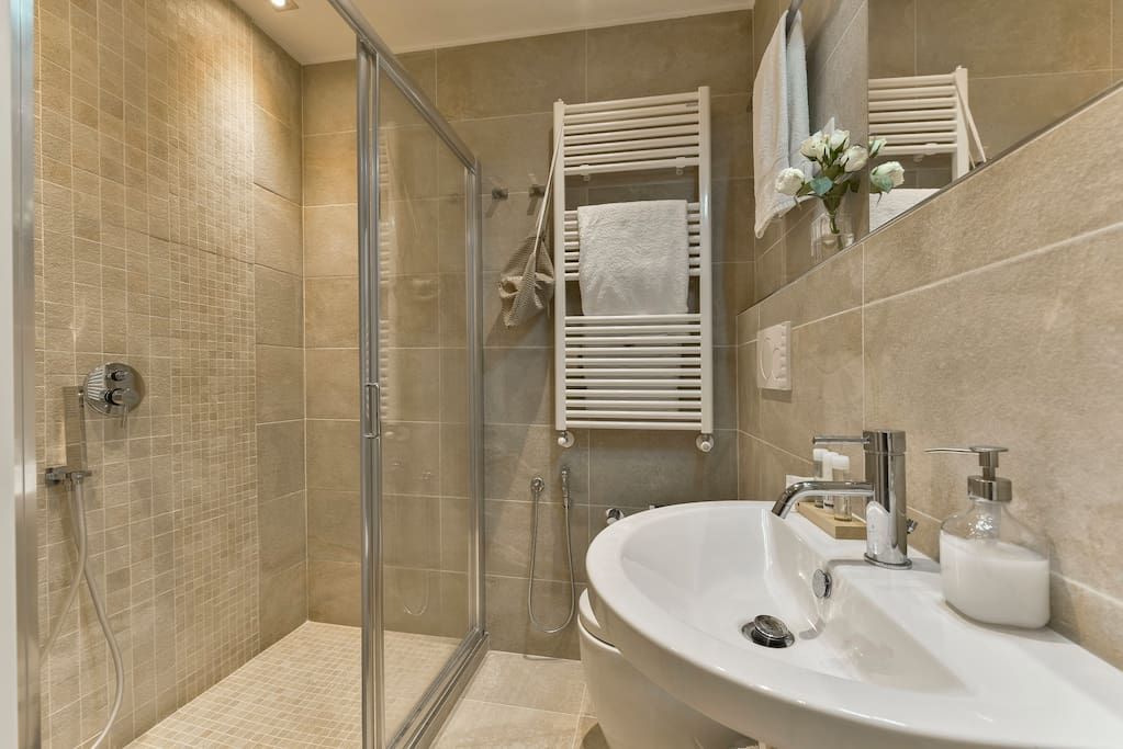 Boboli Suite Bathroom