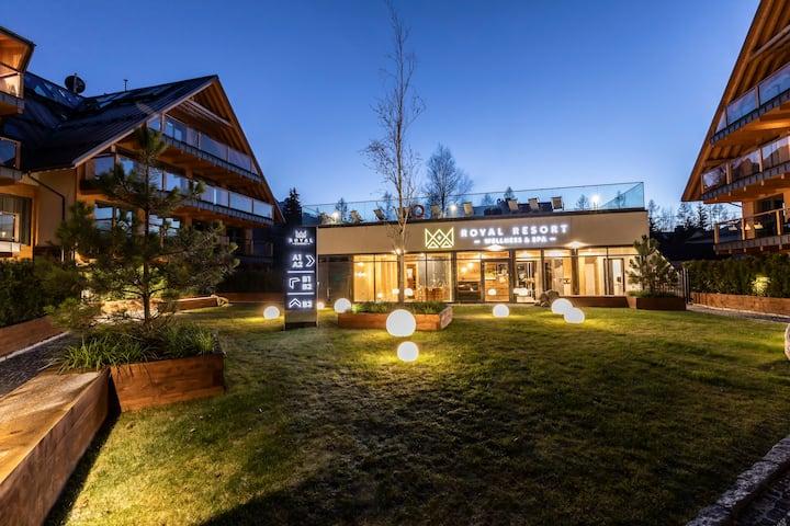 Aparthotel Royal Resort - Mella