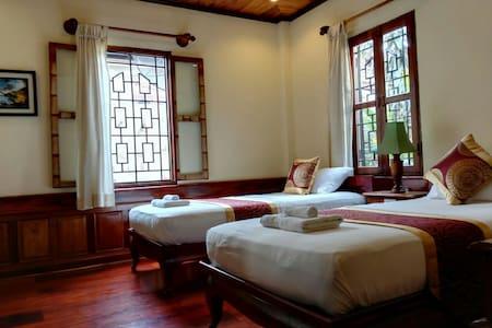 琅勃拉邦最美中国客栈欢迎你 - 琅勃拉邦 - Lägenhet