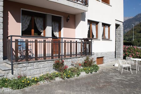 Appartamento in casetta indipendente - Issime - Appartement