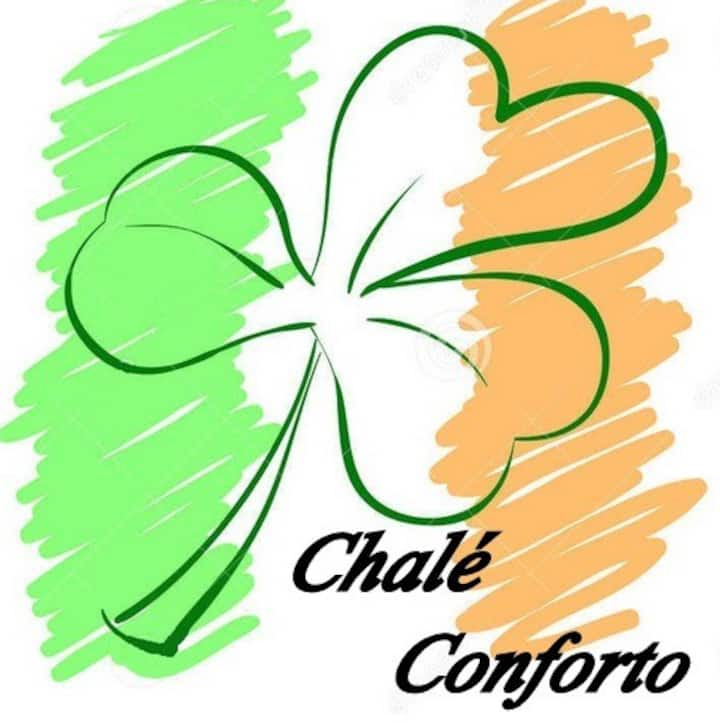 Chalé Conforto - Sua Casa longe de Casa