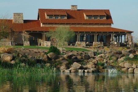 Big Backyard Pool and BBQ - Maricopa
