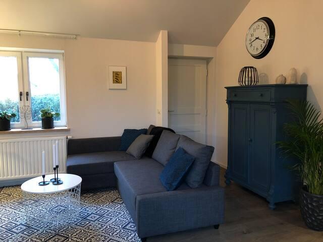 Mooi appartement voorzien van alle gemakken!