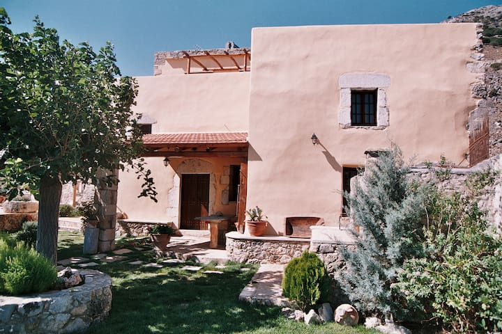 Traditional Villa in Sfakia - Impros - Apartamento