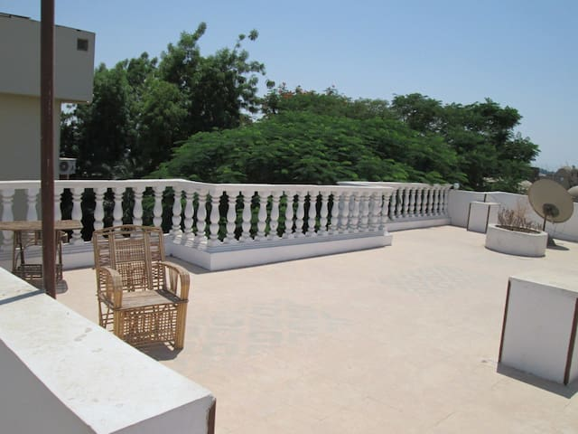 Apartment withe garden in luxor - Luxor Governorate - Byt