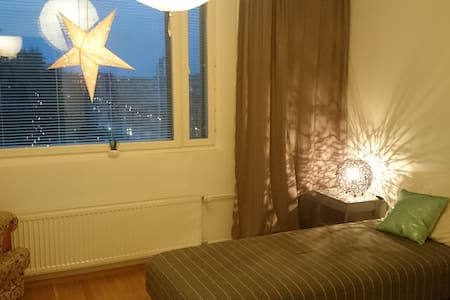Relax in Hervanta / private bedroom - Tampere