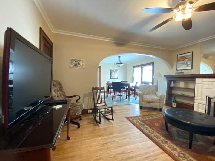 3 Bedroom Apartment in Buffalo