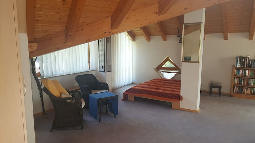 Großes Zimmer in Privathaus Lahr im Schwarzwald