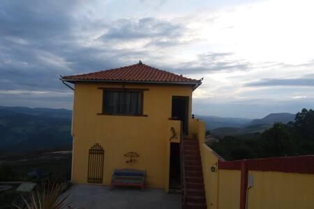 Suites Vista para Montanhas S.16 - Lavras Novas