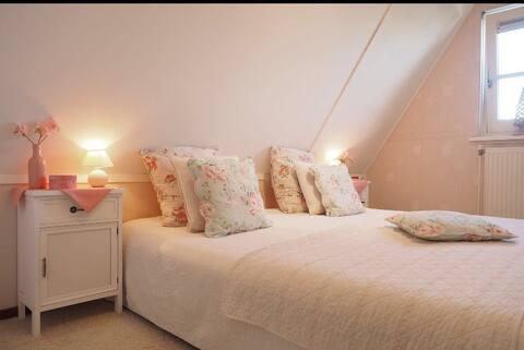 Kamer met extra zitkamer, en het mooiste uitzicht
