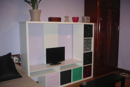 Habitación para 1, 2 o 3 personas - A Coruña