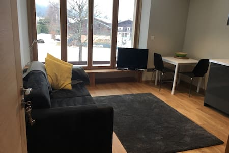 Chamonix Les Praz  Studio - Chamonix-Mont-Blanc - Apartamento