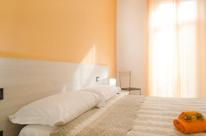 La Casa di Bianca - Orange Room