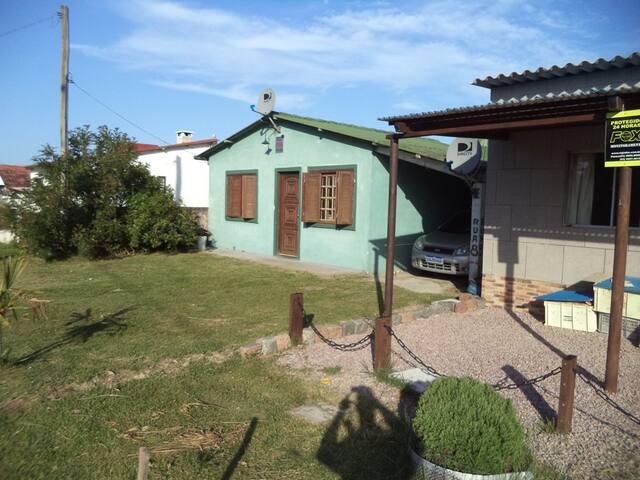 Preciosa casa en Alborada Barra do Chuy Brasil