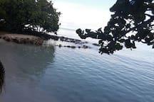 La Plage de l'Anse Figuier...à 10 min du logement
