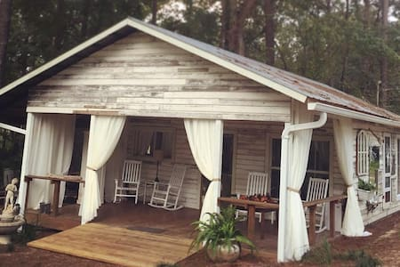 The Cabin at Loblolly Rise Plantation