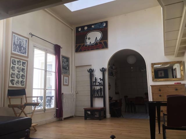 LOFT IN PIGALLE