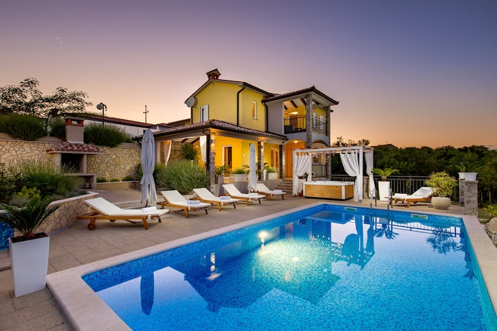 Villa Emma Maria - a magical holiday home