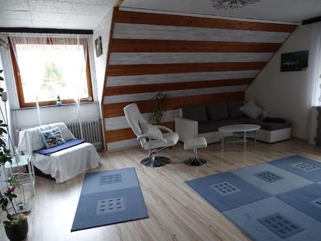 Ferienwohnung Haus Waldfrieden - Sankt Blasien - Apartemen