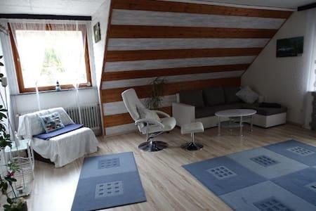 Ferienwohnung Haus Waldfrieden - Sankt Blasien - Apartment