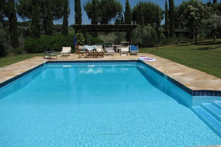 Exclusive & charming villa with pool - Cecina - Villa