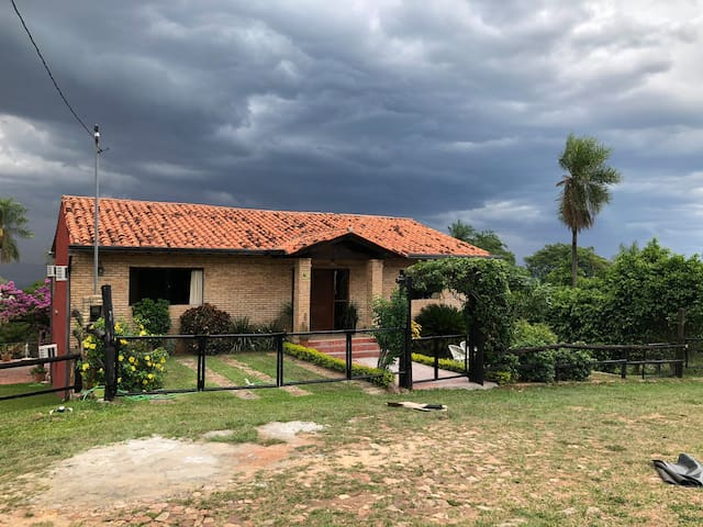 Airbnb Atyrá Vacation Rentals Places To Stay