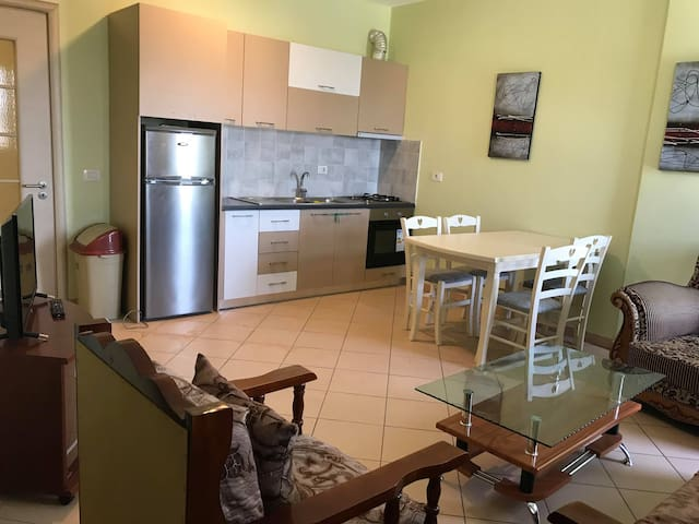 Cozy Flat 15 minutes from the Airport and Tirana