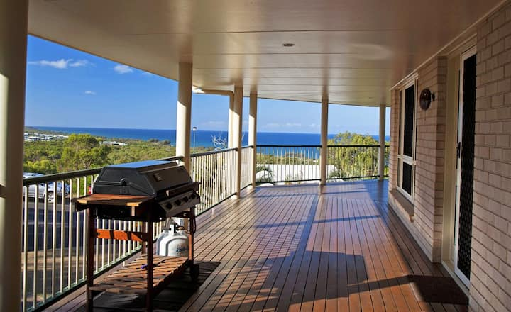Verandah's Of Agnes - Ocean & Hinterland Views