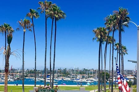 Best location on Newport peninsula! - Newport Beach