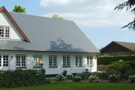 Peaceful Holiday Home in Aabenraa Denmark with Garden