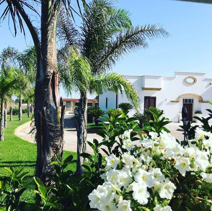 Villa Perla Salentina guest house luxury