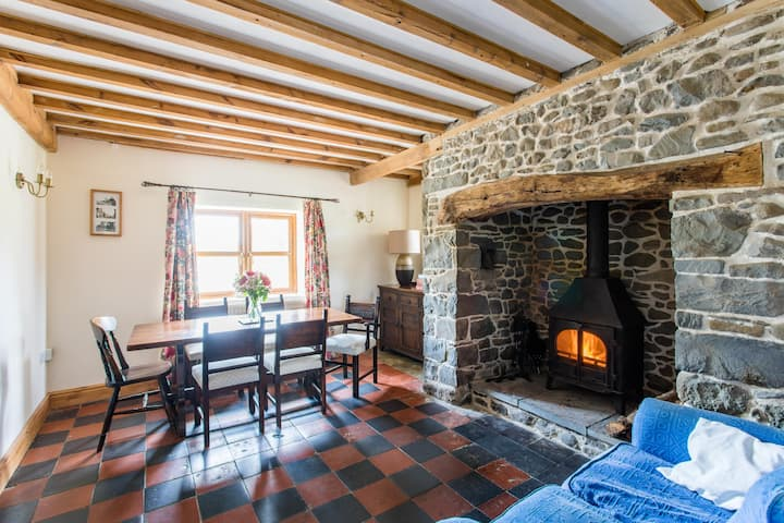 Perfect cottage retreat near the Brecon Beacons