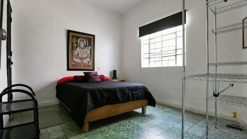 Private room in cozy house complex in Condesa - Mexiko-Stadt - Haus