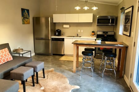 Sleek and Stylish Modern 1BR Apt w/ Gated Parking