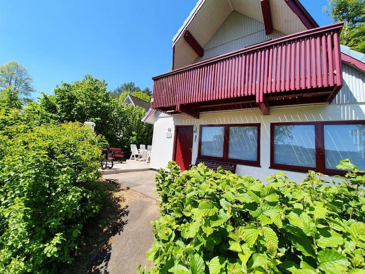 Ferienhaus 'Steffi' im Seepark Kirchheim+Seeblick