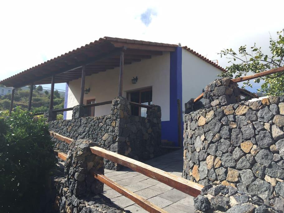 La casita casas rurales en alquiler en icod de los vinos - Casa rural icod de los vinos ...