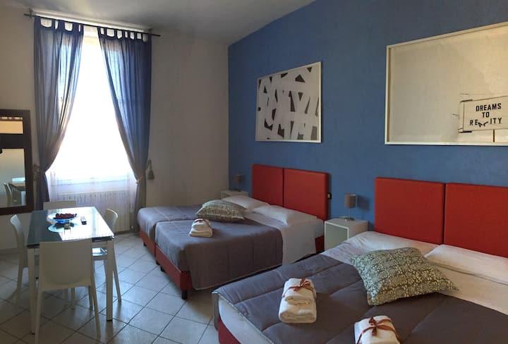 Bologna Central Apartments - Indipendenza 43 4P