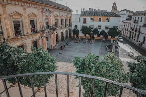 El balcón de la Axerquia