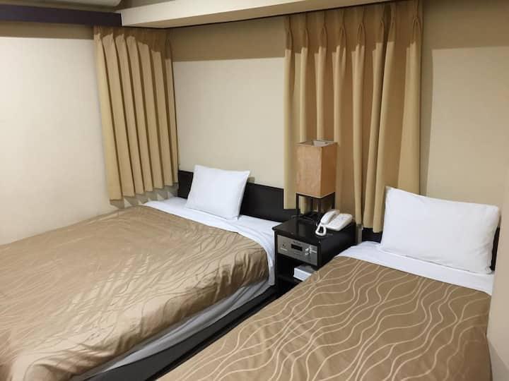 Nissei Hotel Fukuoka Triple Room - Non-Smoking
