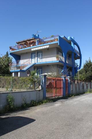 Appartamento al mare a 150 metri dal mare - Marina di Davoli - Apartament