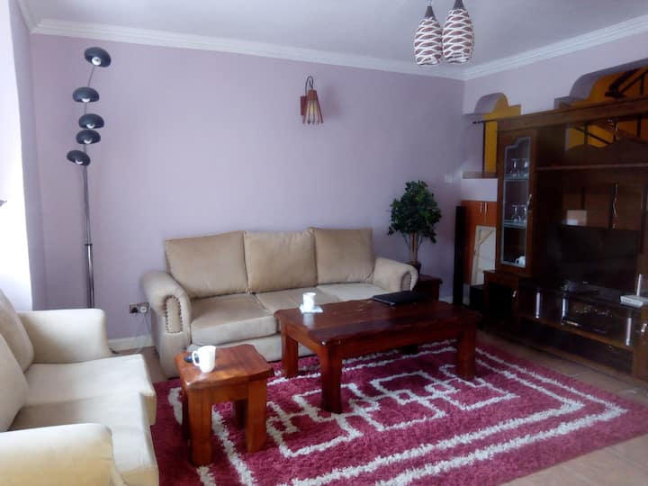 Classy room Near JKIA Airport, SGR Railway Station