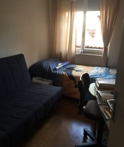 Stanza singola in città vecchia - Locarno - Apartment