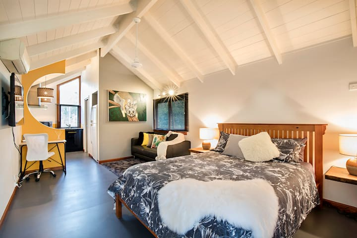 AIRLIE BEACH ECO CABINS -nestled in nature. Possum