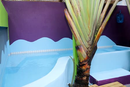 #5Walk From Ferry apartment up to 4!Private Bath - Vieques - Talo