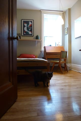 Charming room in Outremont, close to Mile End - Montréal - Lakás