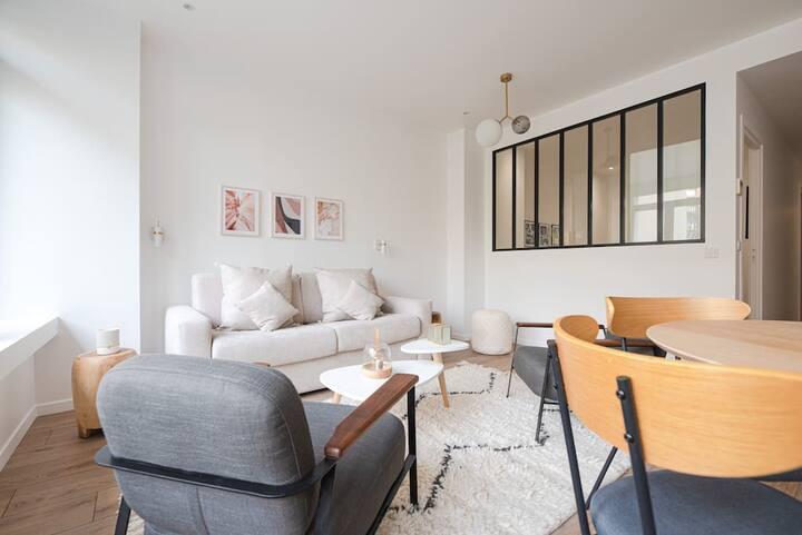 Luxury apartment in Paris South - Near Metro I