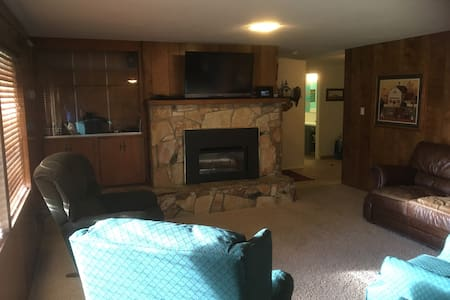Nice two bedroom apartment near Yellowstone Park - Rexburg