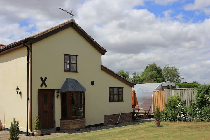 Box Bush Holiday Cottage - Brockley - Hus