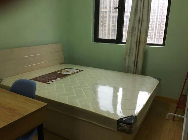 家具家电齐全,精装修,靠近银行,拎包入住。 - Qingdao Shi - Dom