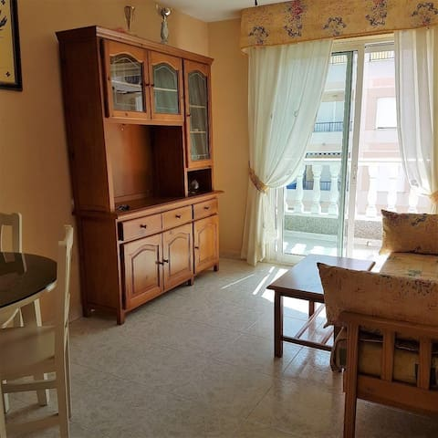 Holiday aparmamet with 2 bedrooms